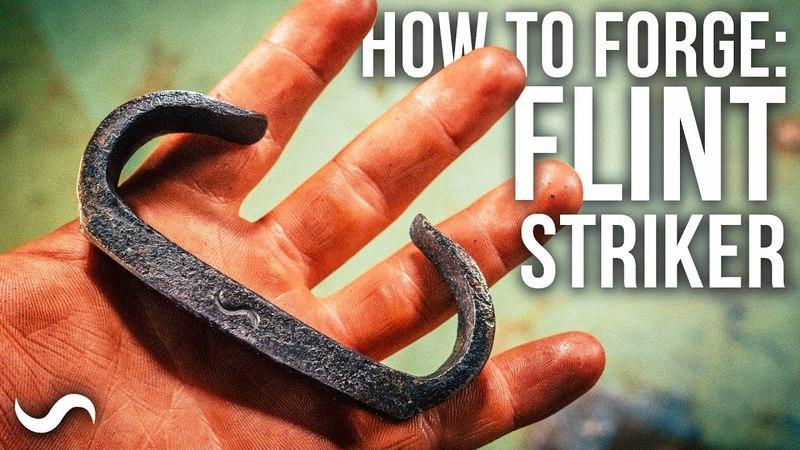 HOW TO MAKE A FLINT STEEL STRIKER FT TA-Outdoors