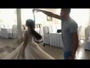 Робочі моменти Валентини та Василя весільний танець,свадебный танец