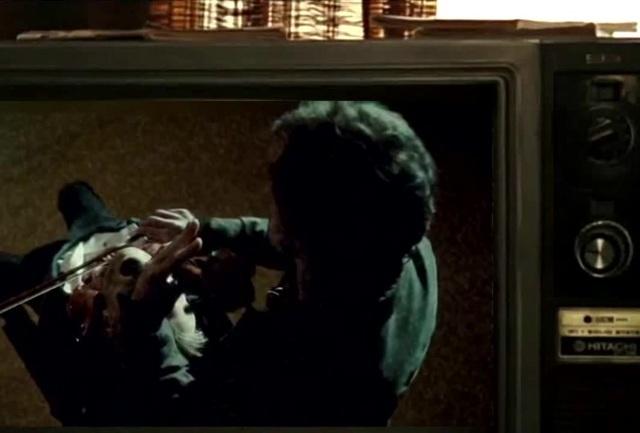 Javier Is Watching The Series Hannibal.