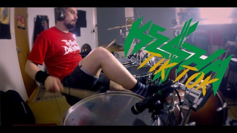Keisha - TiK ToK Drum Cover