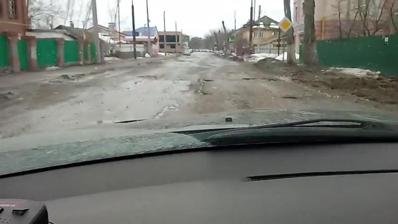 г. Новокуйбышевск, ул. Горького