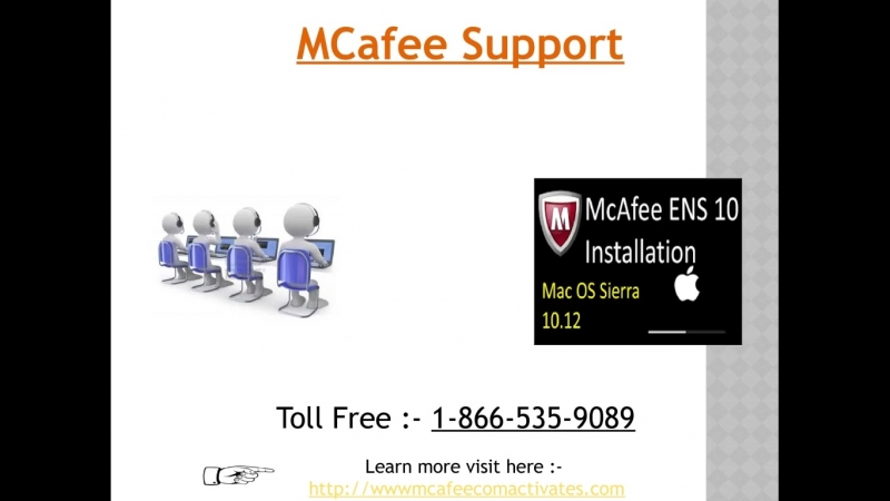Flush Your Worries as McAfee Support Number Is Here 1-866-535-9089