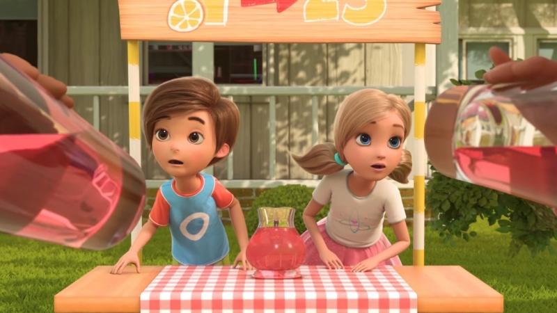 A Winning Color Combination | Barbie Dreamtopia: The Series | Episode 11 [VK]