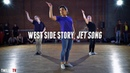 West Side Story - Jet Song - Choreography by Galen Hooks - ft Sean Lew, Devin Jamieson TMillyTV