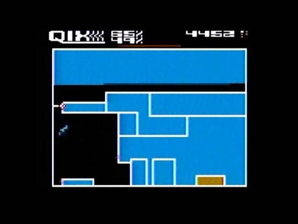 Atari 5200: Qix [Atari]