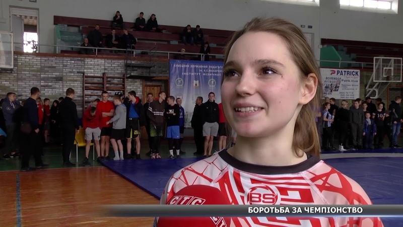 Обласний чемпіонат з панкратіону серед юнаків та юніорів