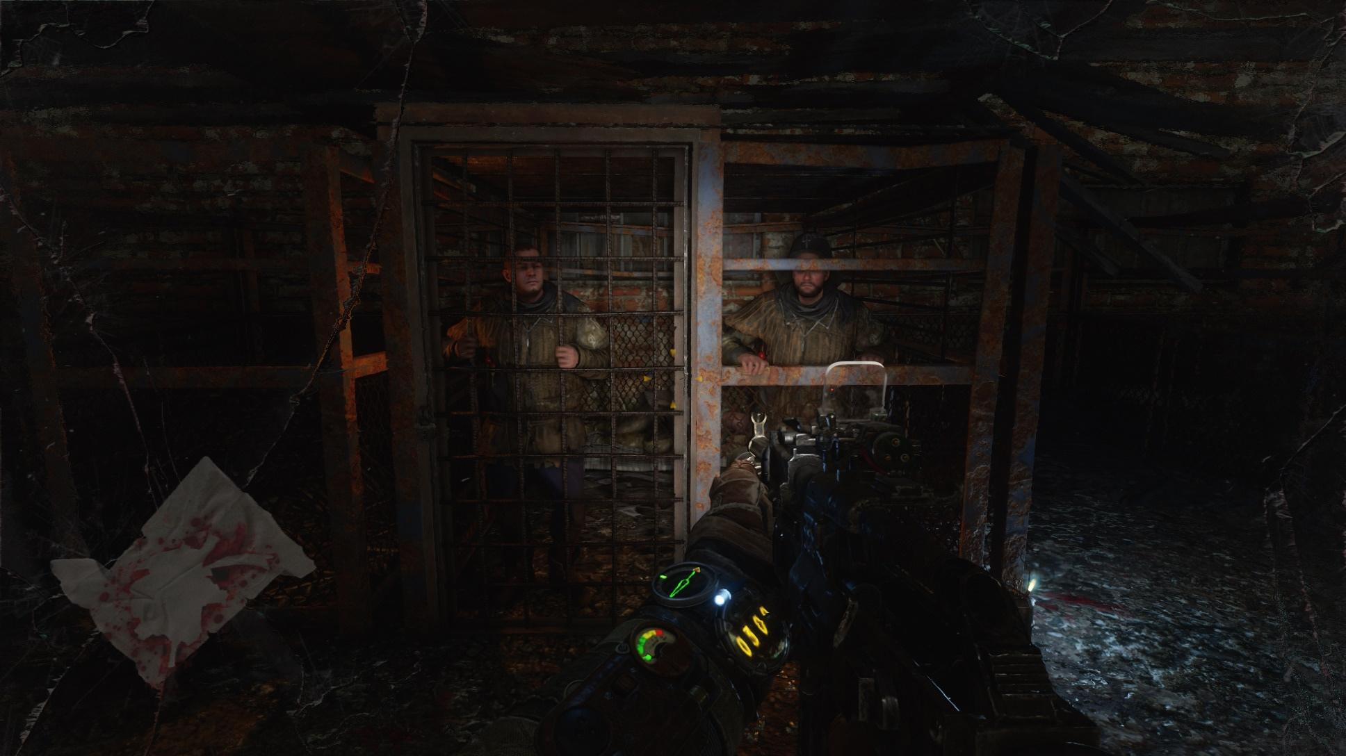 "Metro Exodus - прохождение локации ""Зима"""