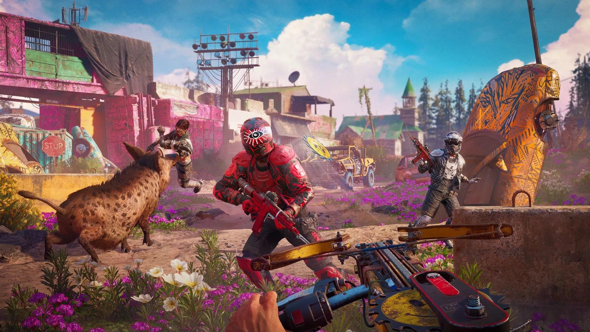 Far Cry New Dawn - как получить титан?