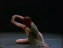 Матс Эк - Мокрая женщина (Сильви Гиллем) mats ek - wet woman (sylvie guillem)