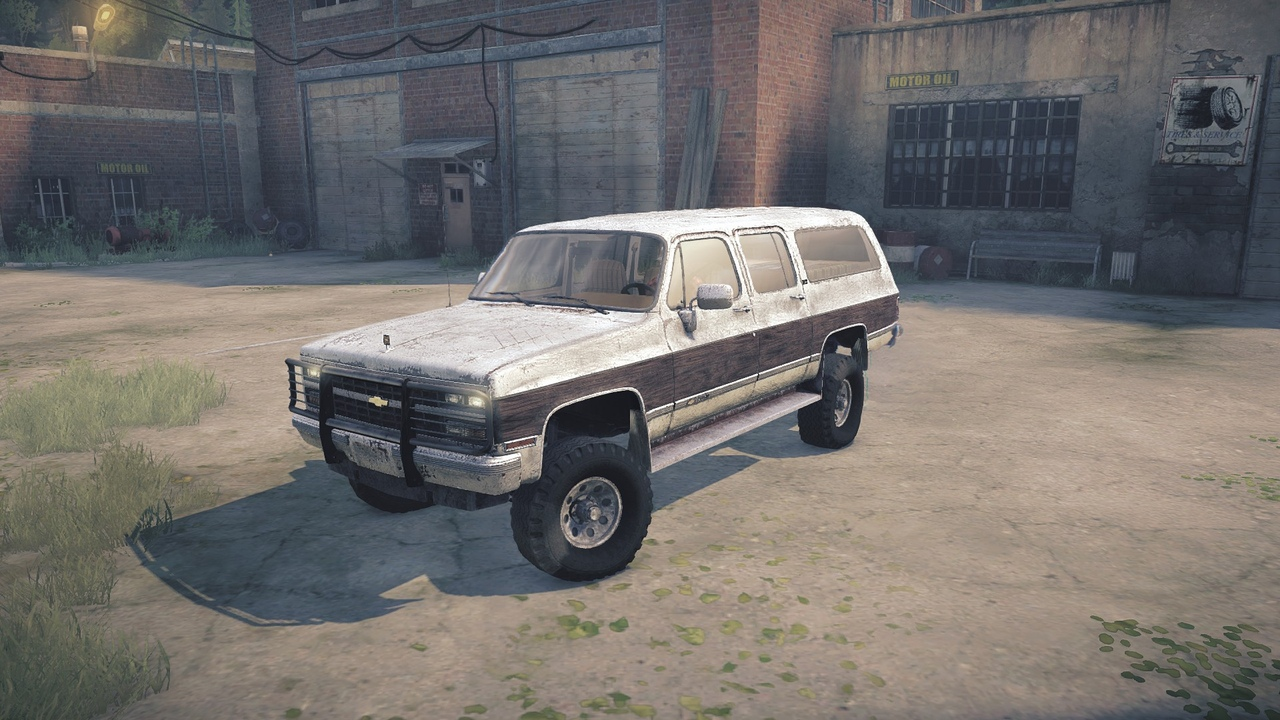 Chevrolet Suburban 1989