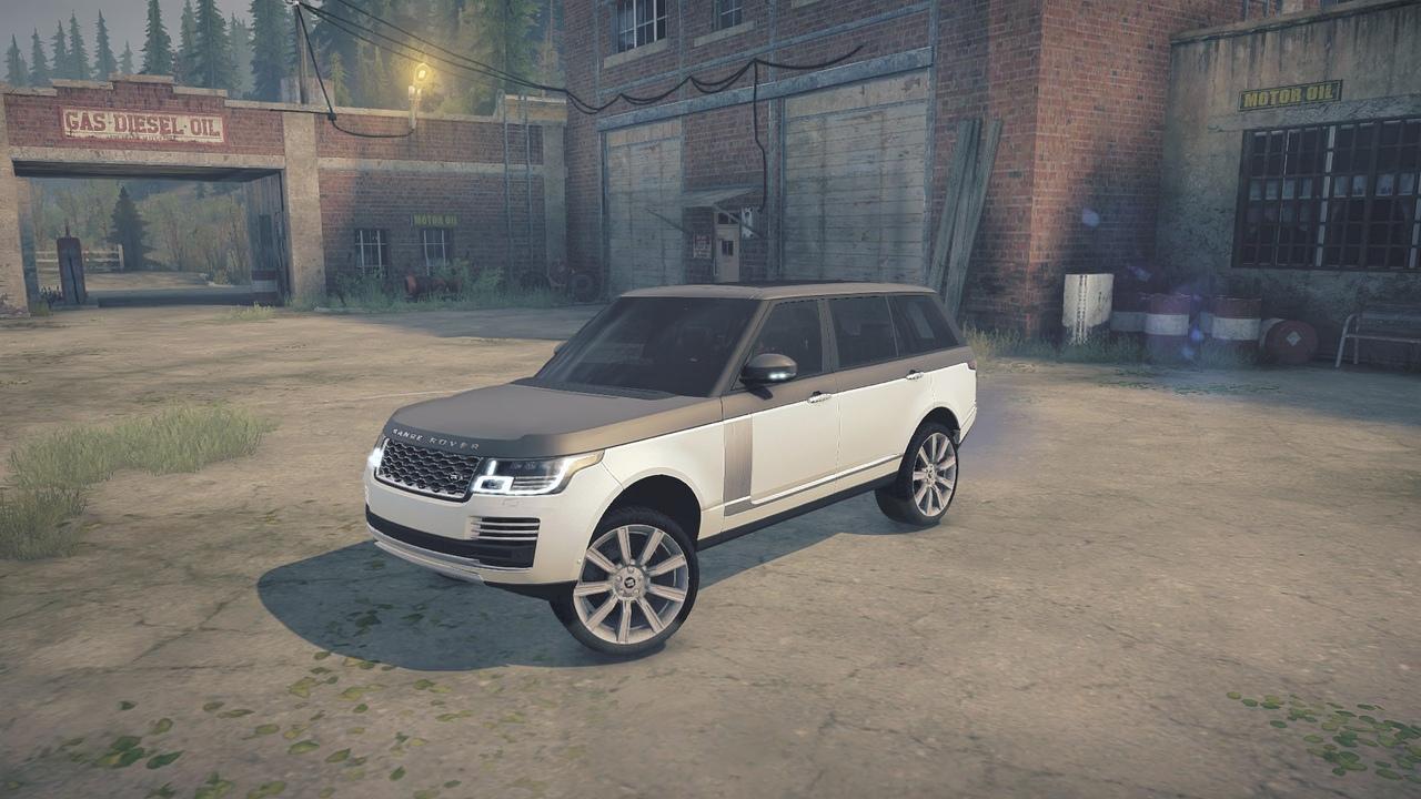 Land Rover Range Rover SVA LWB 2018