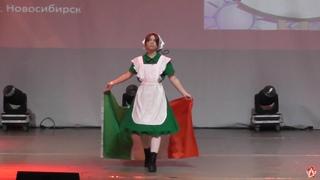Hetalia: Axis Powers, Италия Венециано (Одиночное дефиле) - Shibuya 22 2019