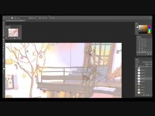 How to make an animation — Work in progress [ Love is _⁄ Puuung ]