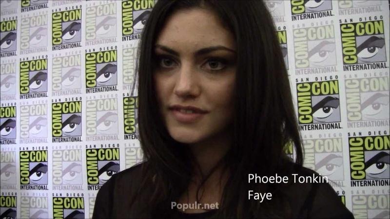 The Secret Circle 2011 Comic Con Interviews Part 3
