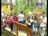 В минувшую субботу состоялся день открытых дверей в Лапландском заповеднике и открытие обновленной познавательной экологической
