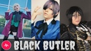 Black Butler Cosplay Makeup The Most Popular Musical.ly of July 2018 The Best Compilation