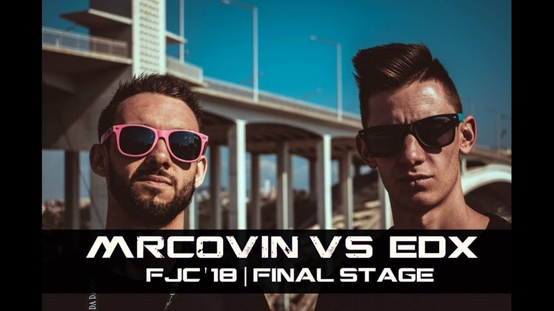 FINAL   MrCovin VS EDX  French Jumpstyle League 18