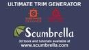 Ultimate Trim Generator for Substance Designer Overview