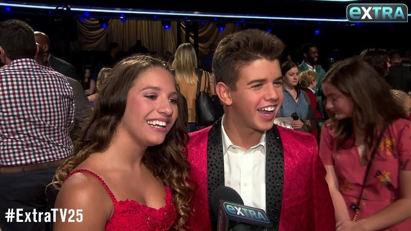 McKenzie Ziegler Talks 'DWTS' Performance Hitting the Ballroom for 'DWTS Juniors'