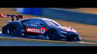 Acura NSX - Evolution (manufactured by Honda since 1990). #PROCAR