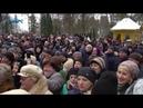 Святе і грішне – парад лицемірства і брехні: «Томос-тур» Президента у Здолбунові
