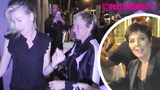 Ellen DeGeneres, Portia De Rossi, Kris Jenner & Corey Gamble Enjoy A Double Dinner Date At Craigs