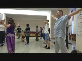 Танец Рашида. 2 скорость :)
