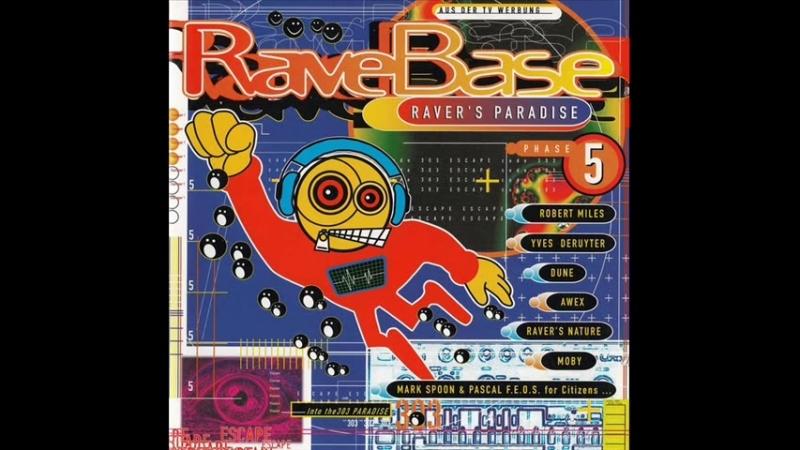 RAVE BASE PHASE 5 V FULL ALBUM 14504 HD HQ HIGH QUALITY 1995