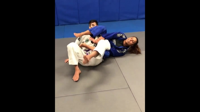 Kimura and armbar from back