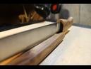 Нож из рессоры. [Практика]