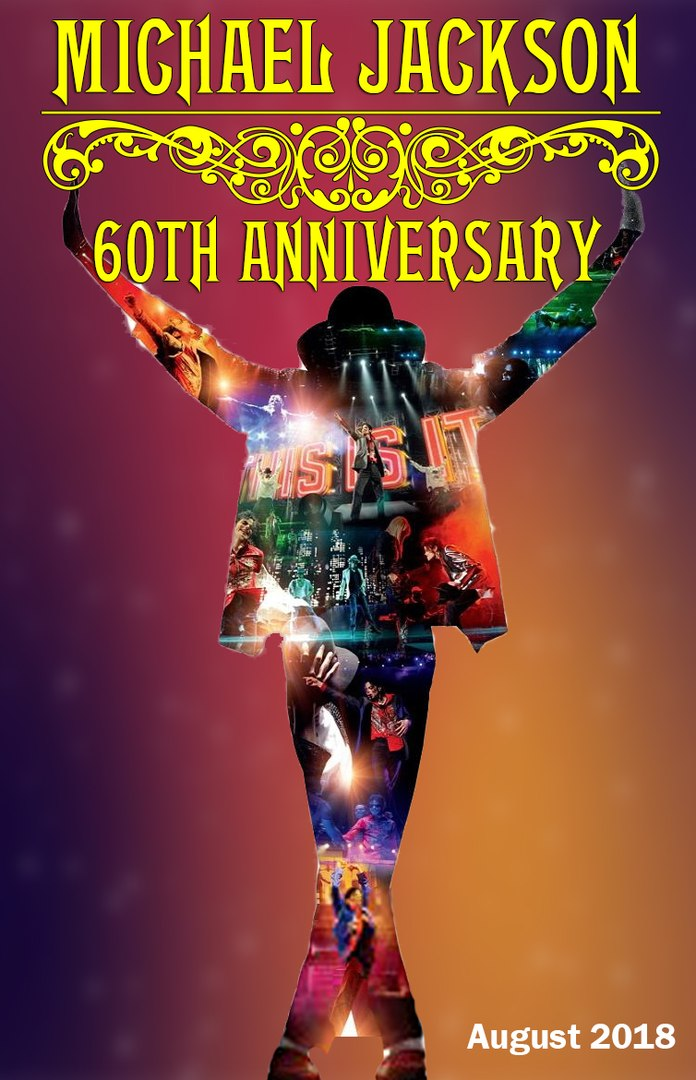 Афиша Тула Michael Jackson 60th ANNIVERSARY / Тула