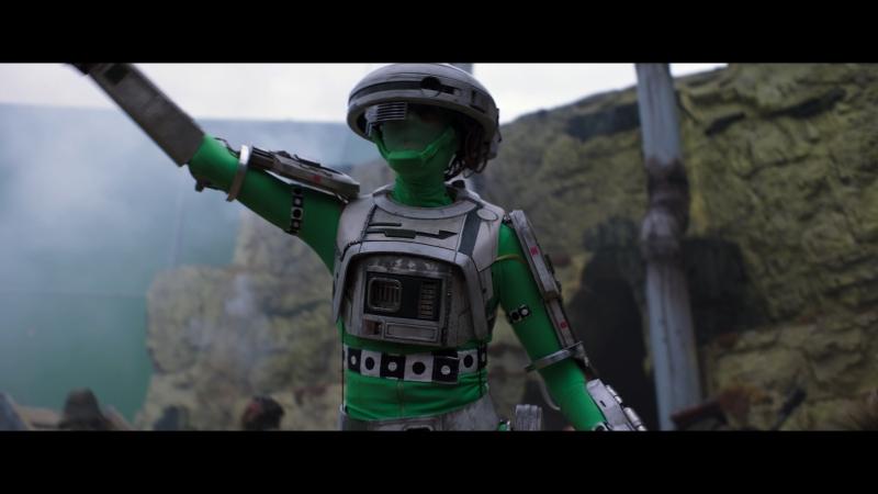 [Хан Соло: Звёздные войны. Истории] Знакомство с дроидом L3-37