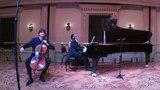 Robert Schumann. Adagio and Allegro, Op.70. Peter Kondrashin (cello), Igor Kotlyarevsky (piano)