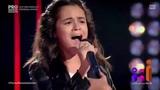 The Voice Kids Romania 2017 - Ana Maria Tirca (Something's Got a Hold On Me)