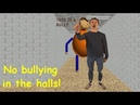 No bullying in the halls