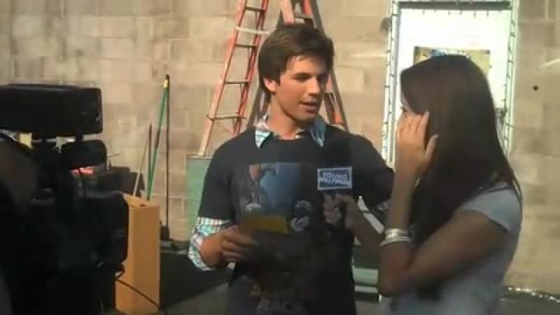 Matt Lanter 90210s New Bad Boy