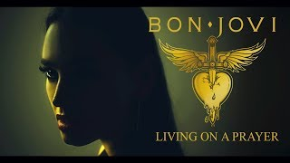 Bon Jovi - Livin on a Prayer (cover by SershenZaritskaya)