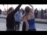 Танцы на Стрелке В.О. Хрустальный дракон. 21 июля 2018. Часть 1
