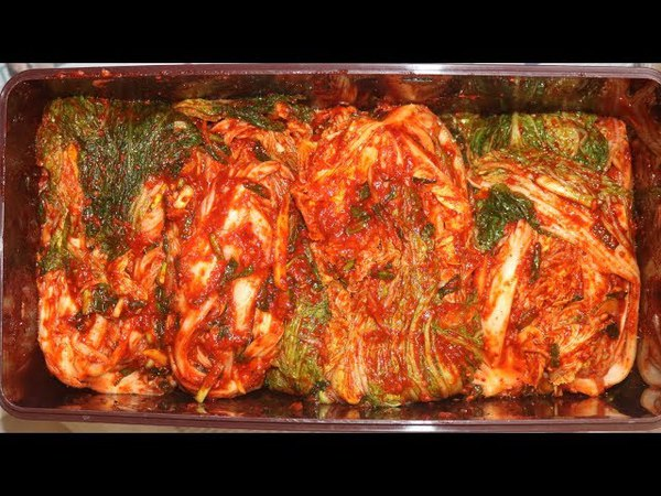김장김치담그는법 - 절이기부터 담는과정까지 이 레시피 하나면 끝 : korean traditional kimchi re