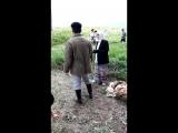 съемки фильма Кахексия о голоде в Поволжье 20х