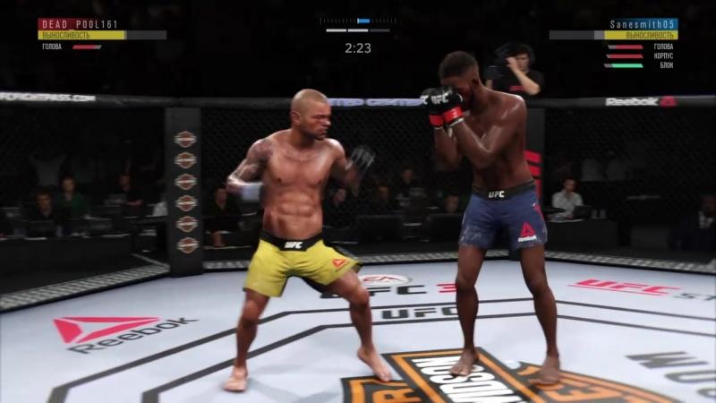 UFC 3 JFL 7 Neil Magny vs Thiago Alves