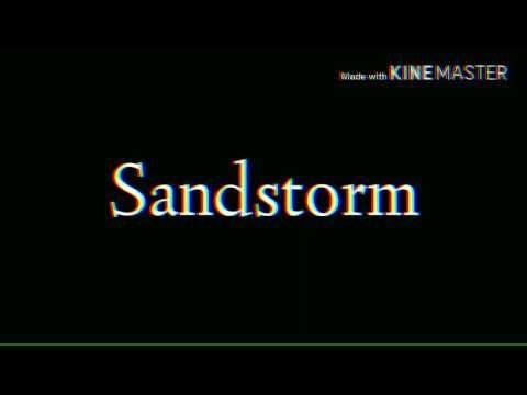 Sandstorm  【VOCALOID】砂の惑星 Spacelectro Remix Steven Univers