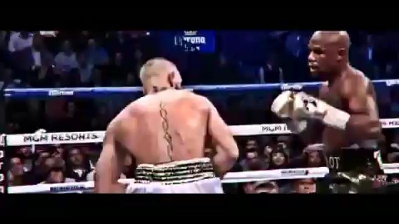 Conor McGregor vs Floyd Maywether