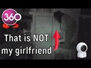 I CAUGHT MY GIRLFRIEND SLEEPWALKING on hidden camera VR 360°