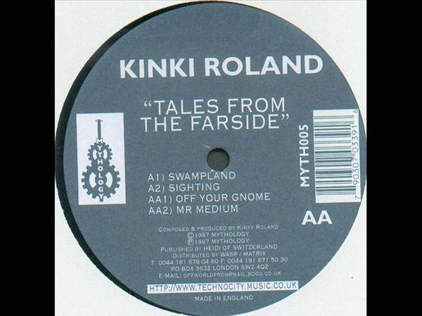 Kinki Roland – Sighting