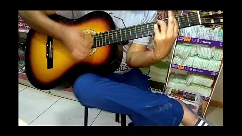 Амид - Мошин мефорам (Tojik Gitara)