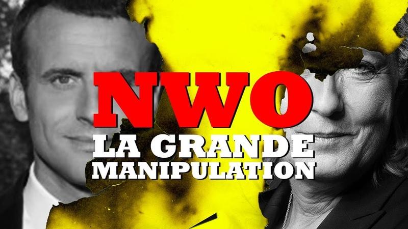⚠️ GILETS JAUNES - LA GRANDE MANIPULATION (Origines, Nouvel Ordre Mondial, Loi Martiale, Crise 2019)