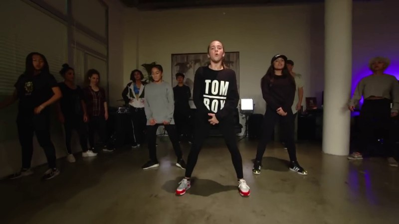 Kaycee rice ,Tati Mcquay ,HUMBLE - Kendrick Lamar Dance - @MattSteffanina (ft Devvon Terrell)