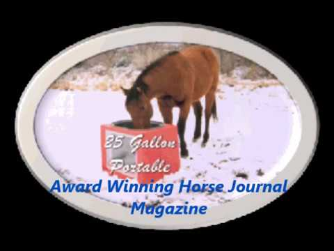 Best horse and livestock waterer