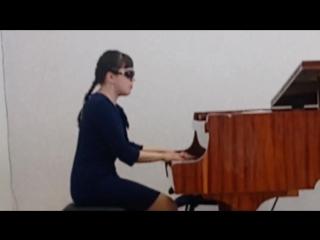 Анастасия Аксенова - Гершвин - Любимый мой